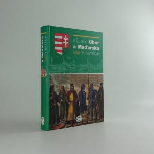 náhled knihy - Dějiny Uher a Maďarska v datech