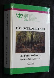 náhled knihy - Péče o chráněná území. II., Lesní společenstva