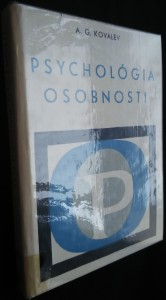 náhled knihy - Psychológia osobnosti