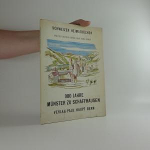 náhled knihy - Schweizer Heimatbücher: 900 Jahre Münster zu Schaffhausen