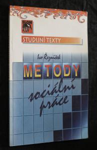 náhled knihy - Metody sociální práce : podklady ke stážím studentů a ke kazuistickým seminářům
