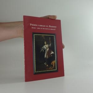 náhled knihy - Příběh z obrazu sv. Barbory, aneb, Kdo je ten muž na obraze?