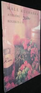 náhled knihy - Malá kuchařka, kolekce č. 53