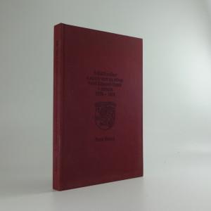 náhled knihy - Říšské sněmy a jejich vliv na vývoj zemí Koruny české v letech 1526-1618