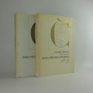 náhled knihy - Doba předbělohorská : 1526-1547. Kniha I, díl 1. a 2.