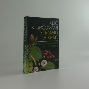 náhled knihy - Klíč k určování stromů a keřů