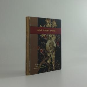 náhled knihy - Nové básně epické