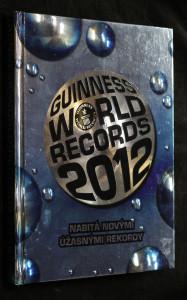 náhled knihy - Guiness World Records 2012: Nabitá novými úžasnými rekordy