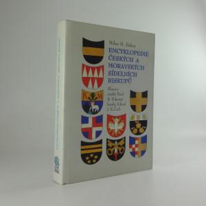 náhled knihy - Encyklopedie českých a moravských sídelních biskupů