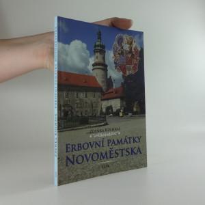 náhled knihy - Erbovní památky Novoměstska