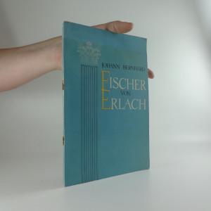 náhled knihy - Johann Bernhard Fischer von Erlach : dvojjazyčná publ.