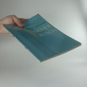 antikvární kniha Johann Bernhard Fischer von Erlach : dvojjazyčná publ., 1960