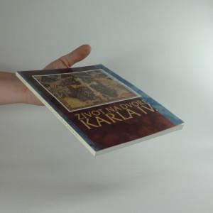 náhled knihy - Život na dvoře Karla IV.