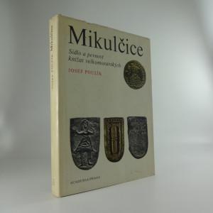 náhled knihy - Mikulčice : sídlo a pevnost knížat velkomoravských