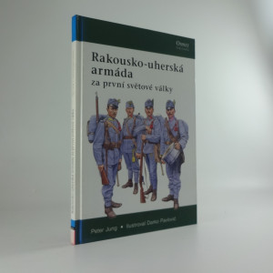 náhled knihy - Rakousko-uherská armáda za první světové války