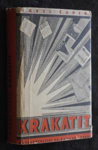 náhled knihy - Krakatit : Román