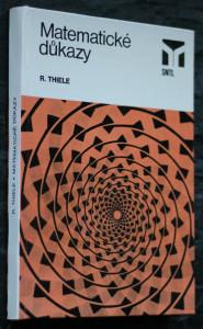 náhled knihy - Matematické důkazy