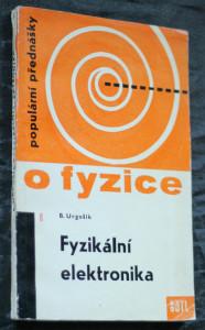 náhled knihy - Fyzikální elektronika