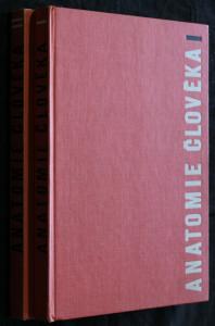 náhled knihy - Anatomie člověka : vysokošk. učebnice. 1. a 2. díl