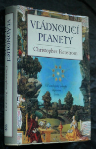 náhled knihy - Vládnoucí planety : váš astrologický průvodce labyrintem života