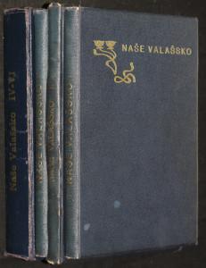 náhled knihy - Naše Valašsko I-VI