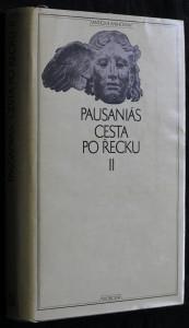 náhled knihy - Cesta po Řecku II