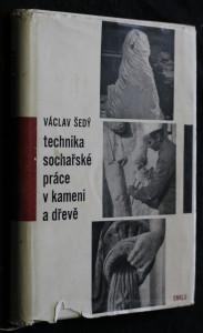 náhled knihy - Technika sochařské práce v kameni a dřevě