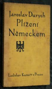 náhled knihy - Plížení Německem