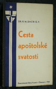 náhled knihy - Cesta apoštolské svatosti : třetí řád sv. Dominika
