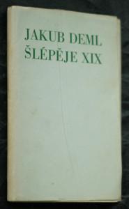 náhled knihy - Šlépěje XIX