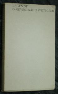 náhled knihy - Legendy o nevěstkách světicích