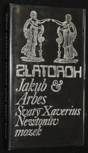 náhled knihy - Svatý Xaverius ; Newtonův mozek