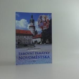 náhled knihy - Erbovní památka novoměstská