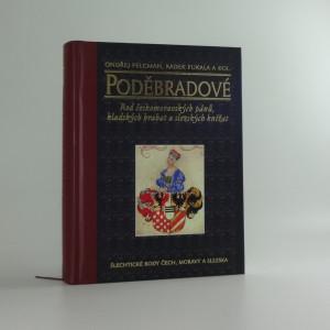 náhled knihy - Poděbradové