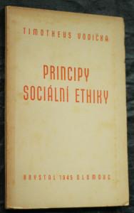 náhled knihy - Principy sociální ethiky I-III