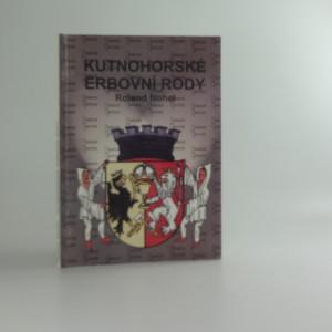 náhled knihy - Kutnohorské erbovní rody