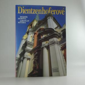 náhled knihy - Dientzenhoferové