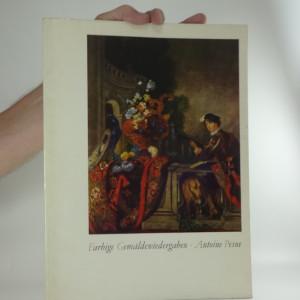 náhled knihy - Farbige Gemäldereproduktionen Antoine Pesne