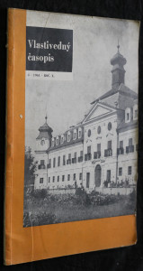 náhled knihy - Vlastivedný časopis 4/1961