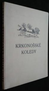 náhled knihy - Krkonošské koledy
