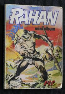 náhled knihy - Rahan. Mini album.