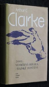 náhled knihy - 2001: Vesmírná odysea ; Rajské fontány