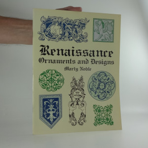 náhled knihy - Renaissance Ornaments and Designs