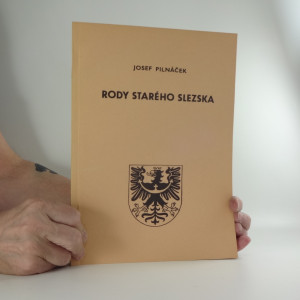 náhled knihy - Rody starého Slezska I