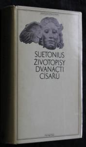 náhled knihy - Životopisy dvanácti císařů : spolu se zlomky spisu O význačných literátech