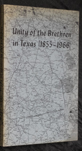 náhled knihy - Unity of the Brethren in Texas (1855-1966)