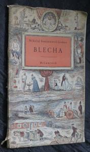 náhled knihy - Blecha : Lidová zkazka