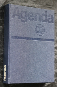náhled knihy - Agenda českobratrské církve evangelické. Díl druhý.