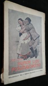 náhled knihy - Humor lidu pošumavského