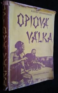 náhled knihy - Opiová válka